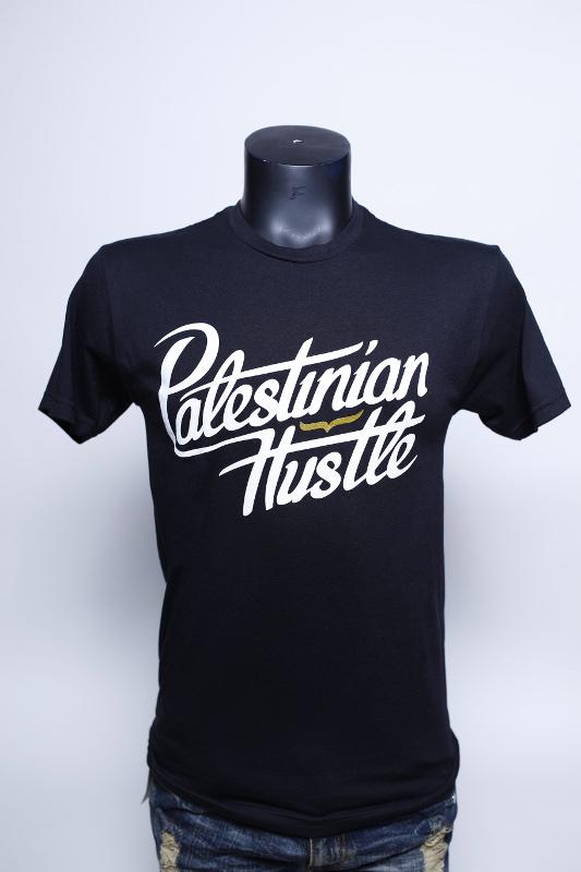 2311e48e1 Black Palestinian Hustle Unisex T-Shirt