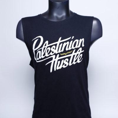 Palestinian Hustle Workout Tank - Unisex Shirt - Palestinian Hustle - Clothing to Spread Love, Help Others & Always Hustle