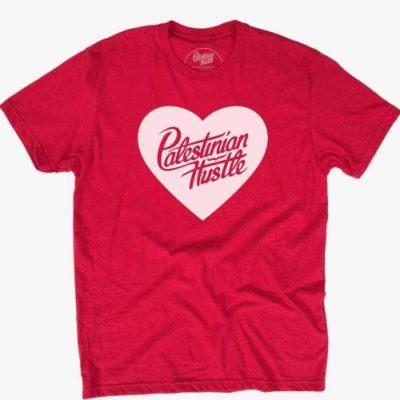 Spread Love Line | Palestinian Hustle T-Shirt
