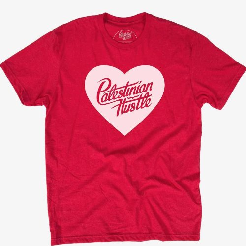 Spread Love Line | Palestinian Hustle T-Shirt
