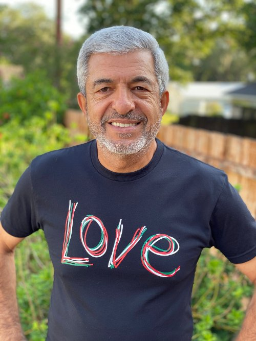 Black Love Unisex T-Shirt | Palestinian Hustle