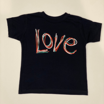 Black Love Unisex Youth T-Shirt | Palestinian Hustle
